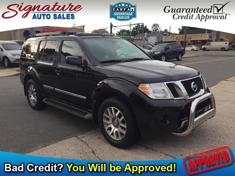 2011 Nissan Pathfinder for sale in Franklin Square, NY