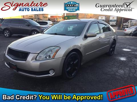 2005 Nissan Maxima for sale in Franklin Square, NY