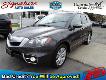 2010 Acura RDX for sale in Franklin Square, NY