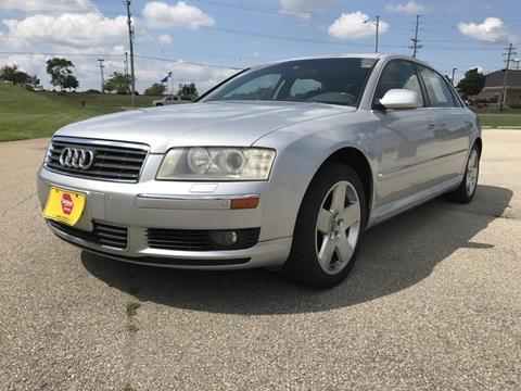 2004 Audi A8 L for sale in Appleton, WI