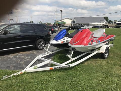 2006 Kawasaki VX1100 & STX 12F for sale in Appleton, WI