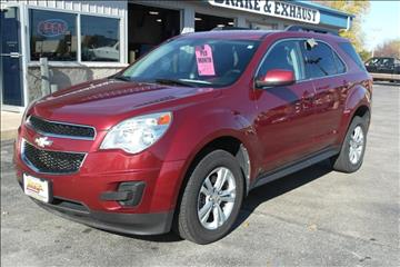 2010 Chevrolet Equinox for sale in Appleton, WI