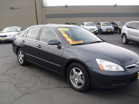 2007 Honda Accord for sale in Bend, OR