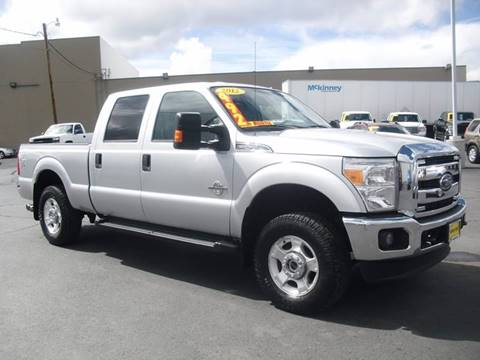 2012 Ford F-250 Super Duty for sale in Bend, OR