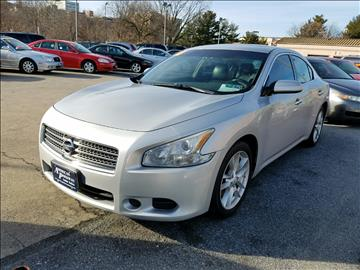 2011 Nissan Maxima for sale in Allentown, PA
