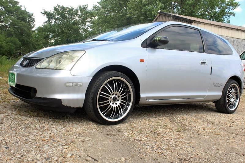 2002 Honda Civic Si 2dr Hatchback - Crest Hill IL