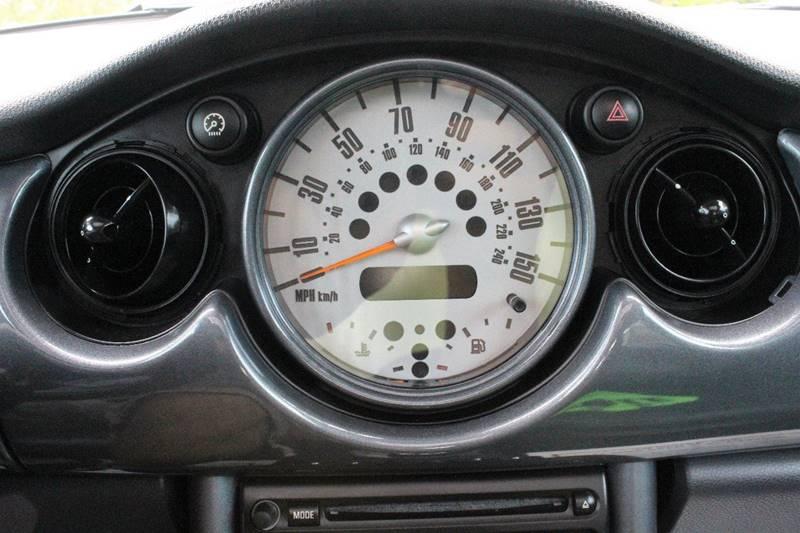 2003 MINI Cooper 2dr Hatchback - Crest Hill IL