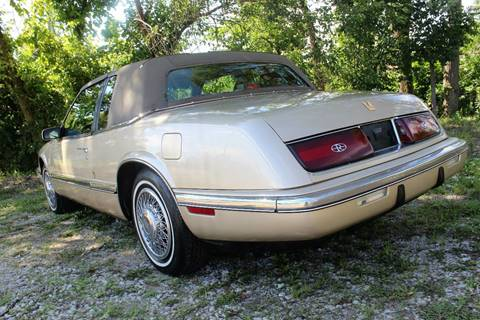1992 Buick Riviera