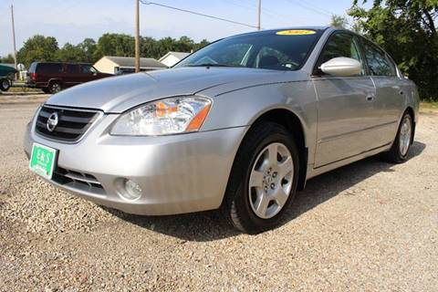 2003 Nissan Altima for sale in Crest Hill, IL