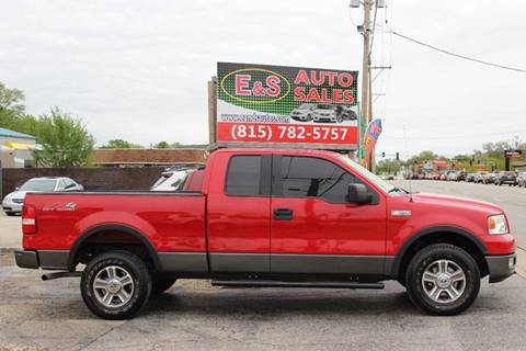 2004 Ford F-150 for sale in Crest Hill, IL
