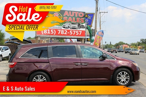 2011 Honda Odyssey for sale in Crest Hill, IL