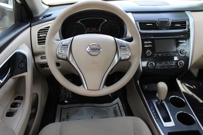 2015 Nissan Altima 2 5 S 4dr Sedan In Crest Hill IL - E & S