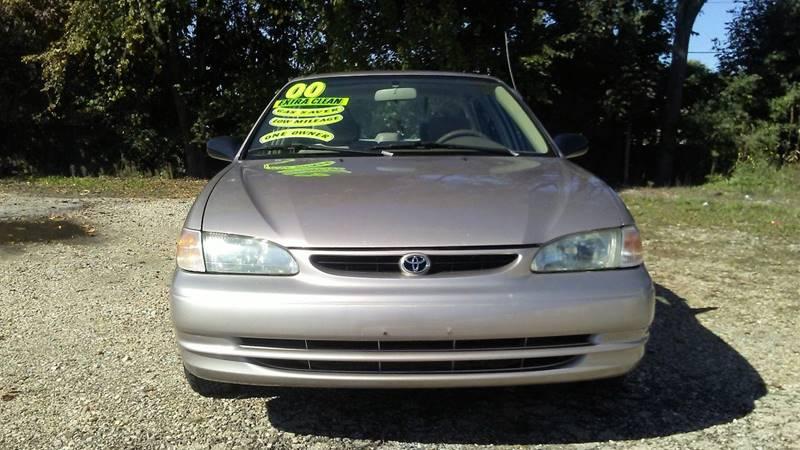 2000 Toyota Corolla CE 4dr Sedan - Crest Hill IL