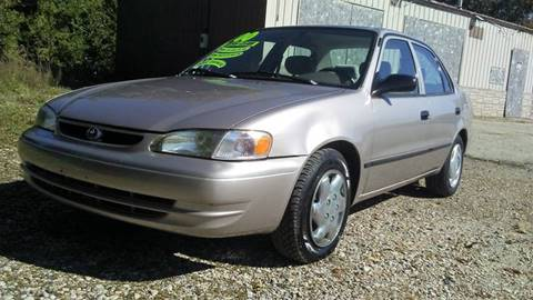 2000 Toyota Corolla for sale in Crest Hill, IL