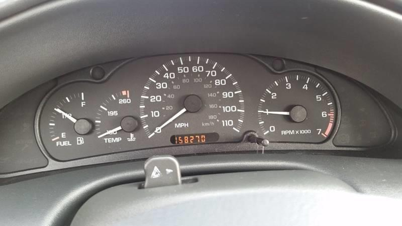 2002 Saturn S-Series SL2 4dr Sedan - Crest Hill IL