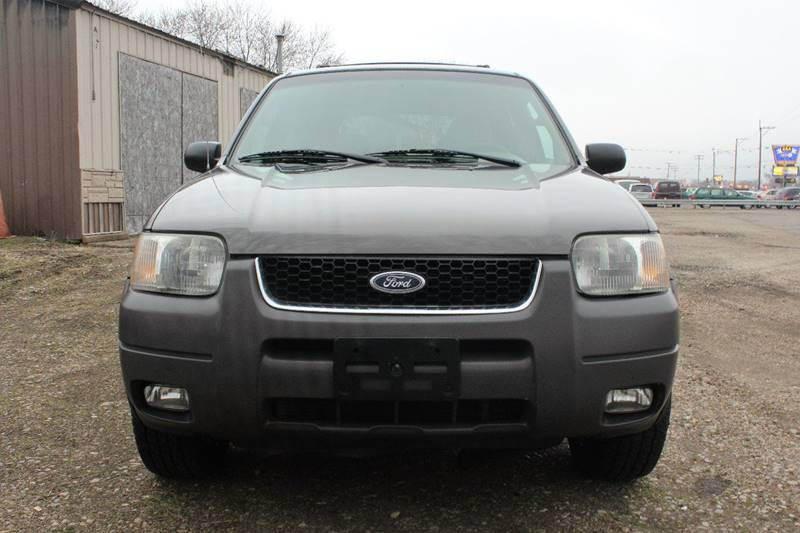 2002 Ford Escape XLT Choice 4WD 4dr SUV - Crest Hill IL