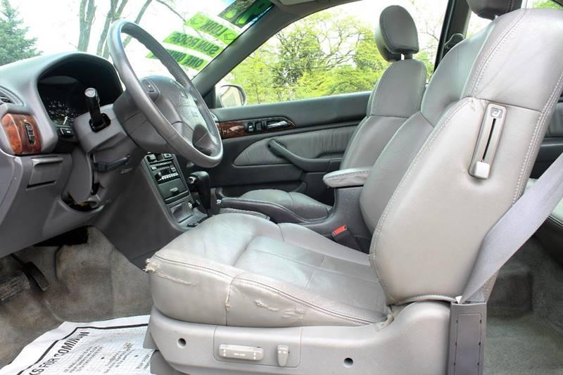 1997 Acura CL 3.0 Premium 2dr Coupe - Crest Hill IL