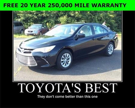 2016 Toyota Camry for sale in Wiggins, MS
