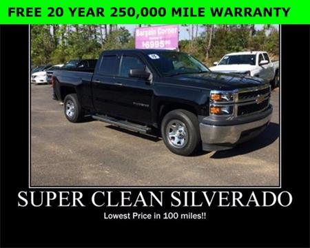 2015 Chevrolet Silverado 1500 for sale in Wiggins, MS