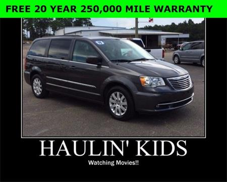 2016 Chrysler Town and Country for sale in Wiggins, MS