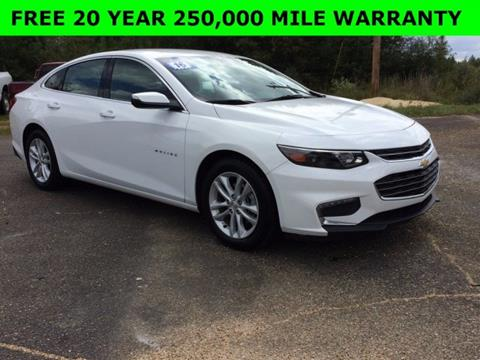 2016 Chevrolet Malibu for sale in Wiggins, MS