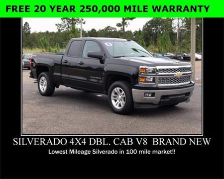 2015 Chevrolet Silverado 1500 for sale in Wiggins, MS