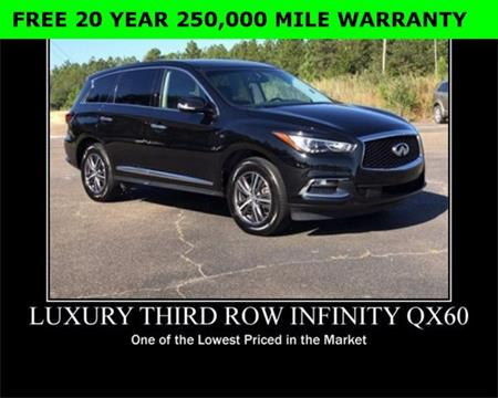 2017 Infiniti QX60 for sale in Wiggins, MS
