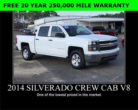 2014 Chevrolet Silverado 1500 for sale in Wiggins, MS