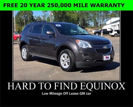 2015 Chevrolet Equinox for sale in Wiggins, MS