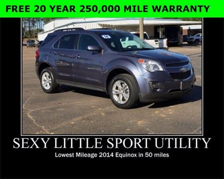 2014 Chevrolet Equinox for sale in Wiggins, MS