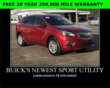2017 Buick Envision for sale in Wiggins, MS