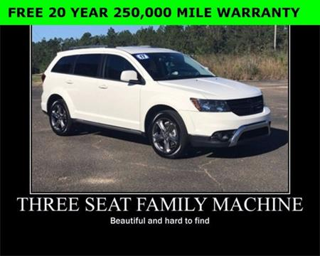 2017 Dodge Journey for sale in Wiggins, MS