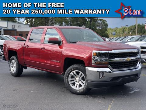 2018 Chevrolet Silverado 1500 For Sale In Wiggins, MS