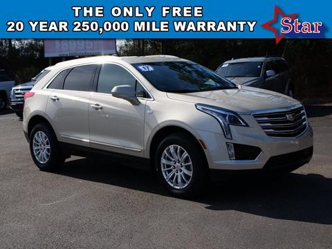 2017 Cadillac XT5 for sale in Wiggins, MS