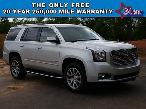 2018 GMC Yukon for sale in Wiggins, MS