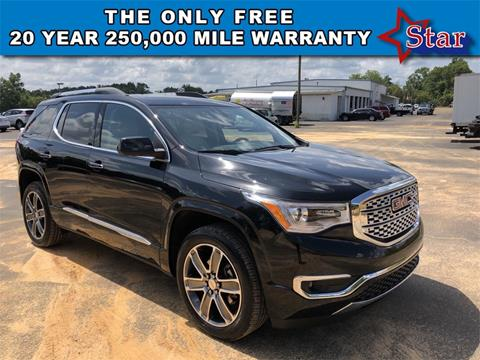 2019 GMC Acadia for sale in Wiggins, MS