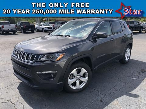 2019 Jeep Compass for sale in Wiggins, MS