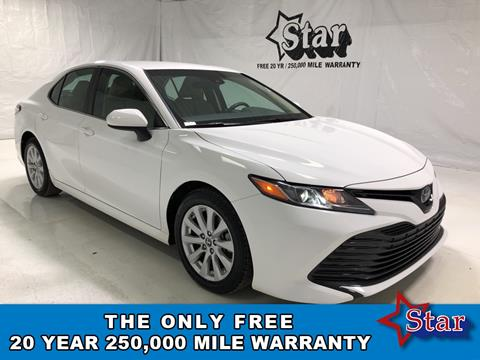 2018 Toyota Camry for sale in Wiggins, MS