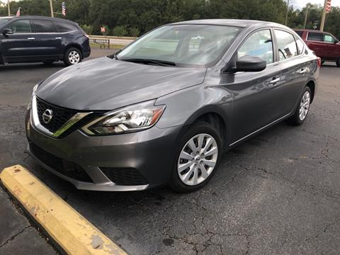 2018 Nissan Sentra for sale in Wiggins, MS