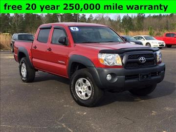 2011 Toyota Tacoma for sale in Wiggins, MS