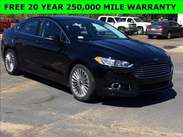 2016 Ford Fusion for sale in Wiggins, MS