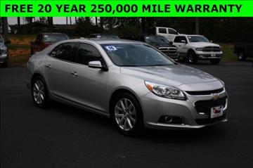 2016 Chevrolet Malibu Limited for sale in Wiggins, MS