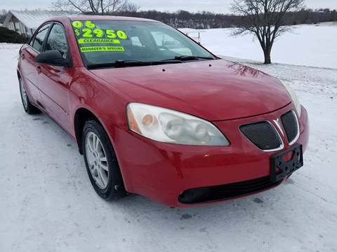 2006 Pontiac G6 for sale in Indianola, IA