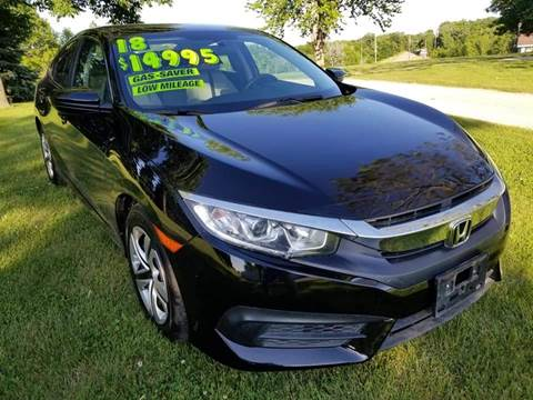 2018 Honda Civic for sale in Indianola, IA