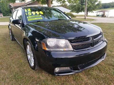 2012 Dodge Avenger for sale in Indianola, IA