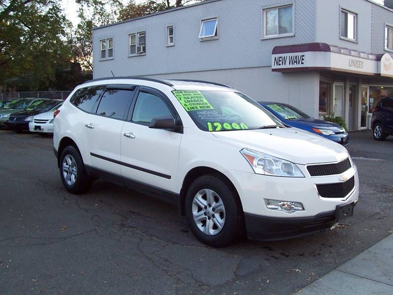 2011 chevrolet traverse awd lt 4dr suv w 1lt in endwell ny. Black Bedroom Furniture Sets. Home Design Ideas