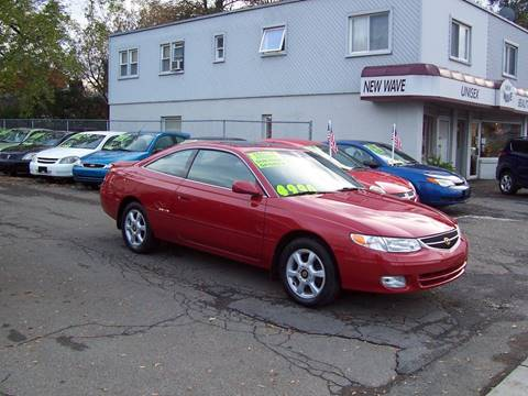 2001 Toyota Camry Solara for sale in Endwell, NY
