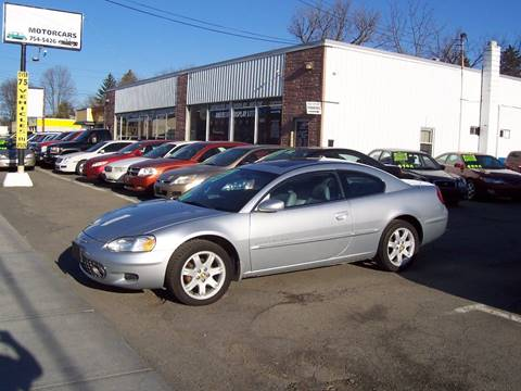 2001 Chrysler Sebring for sale in Endwell, NY