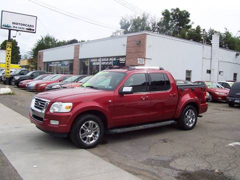 2008 Ford Explorer Sport Trac for sale in Endwell, NY