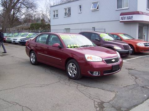 2007 Chevrolet Malibu for sale in Endwell, NY